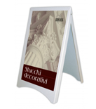 "Caballete ""New Display"" PVC"